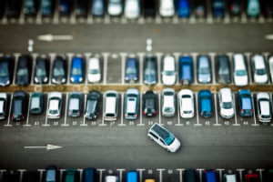 What You Should Be Claiming in a Parking Lot Accident